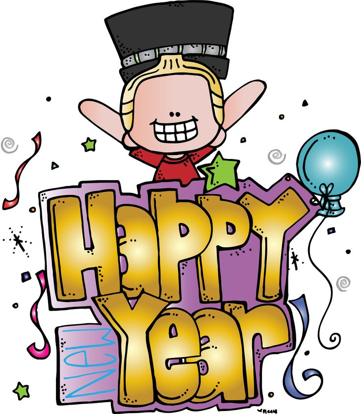 Years free clipart happy. Best melonheadz images