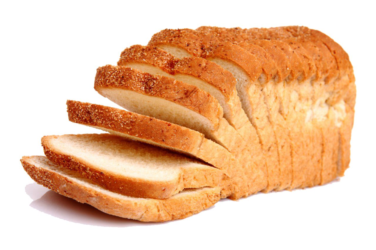 Yeast drawing bun bread. Collection of free breadstick