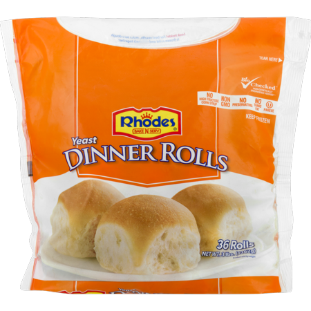 yeast drawing dinner roll