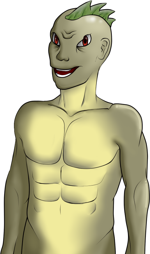 Yee dinosaur png. Humanized wip by frostyflytrap