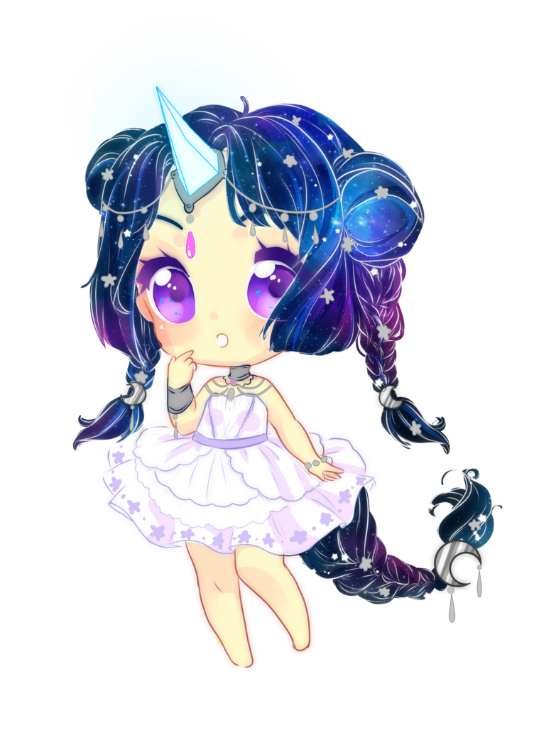 Portfolio drawing galaxy. Adopt unicorn closed by