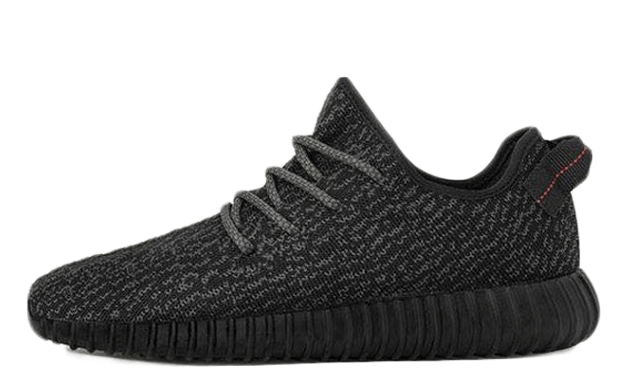 Yeezy vector sole. Adidas boost black the
