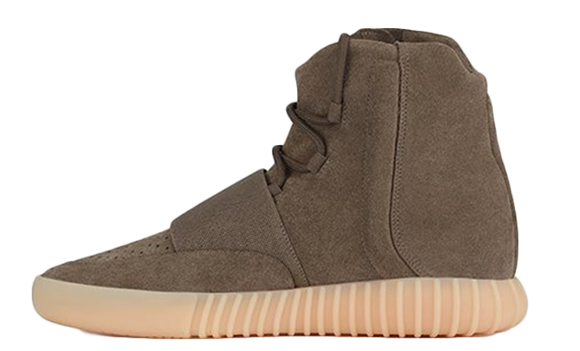 Yeezy boost 750 png. Light brown the sole