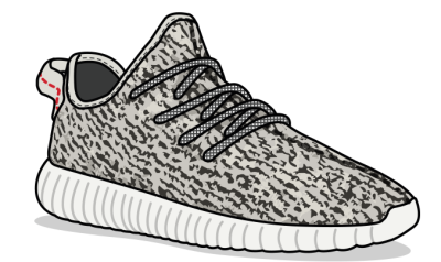 Yeezy transparent background. Png dlpng turtle dove