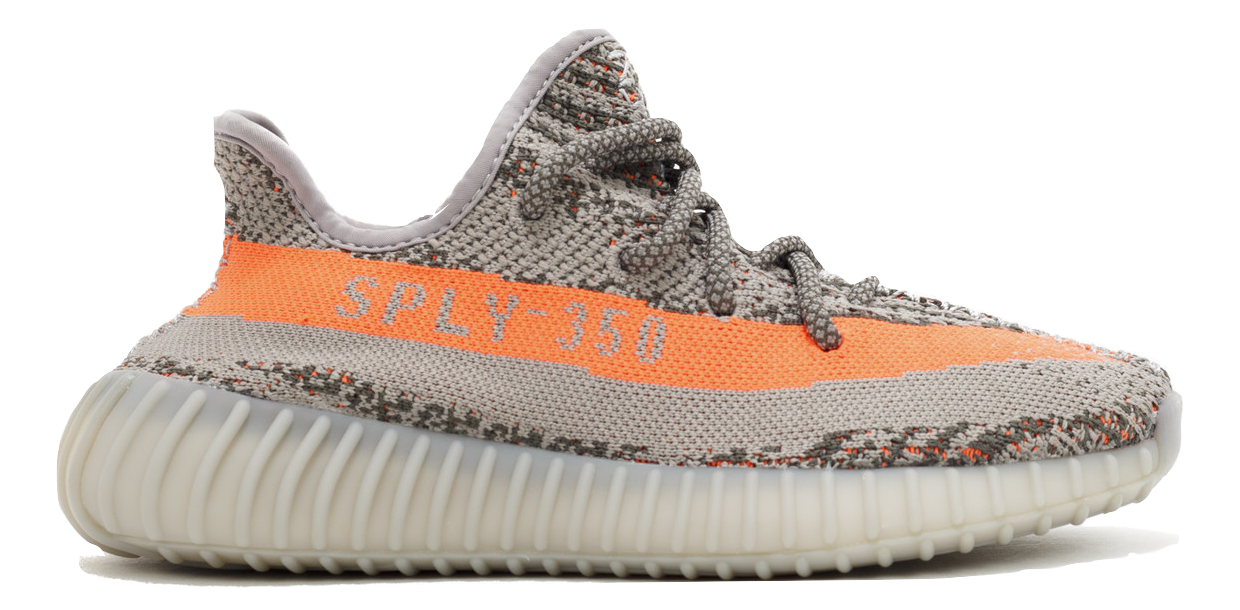 Yeezy transparent. Boost v beluga grails