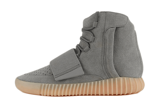 Yeezy transparent grey gum. Adidas boost the sole
