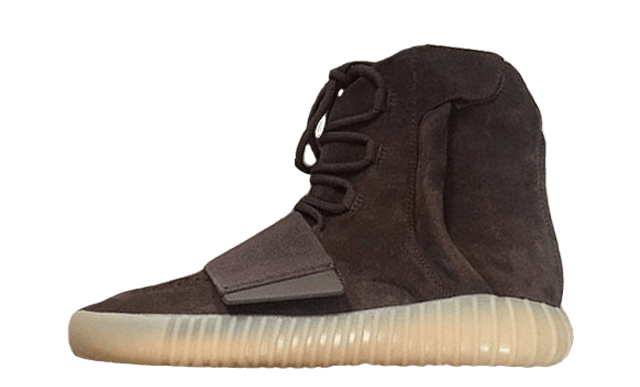 Yeezy transparent gum bottom. Adidas boost brown the