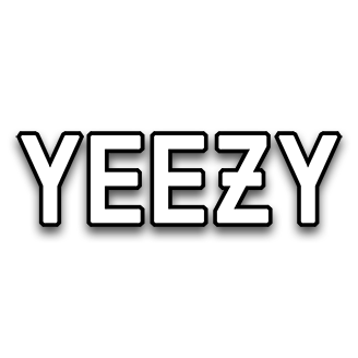 Yeezy transparent logo. Bleacher report latest news