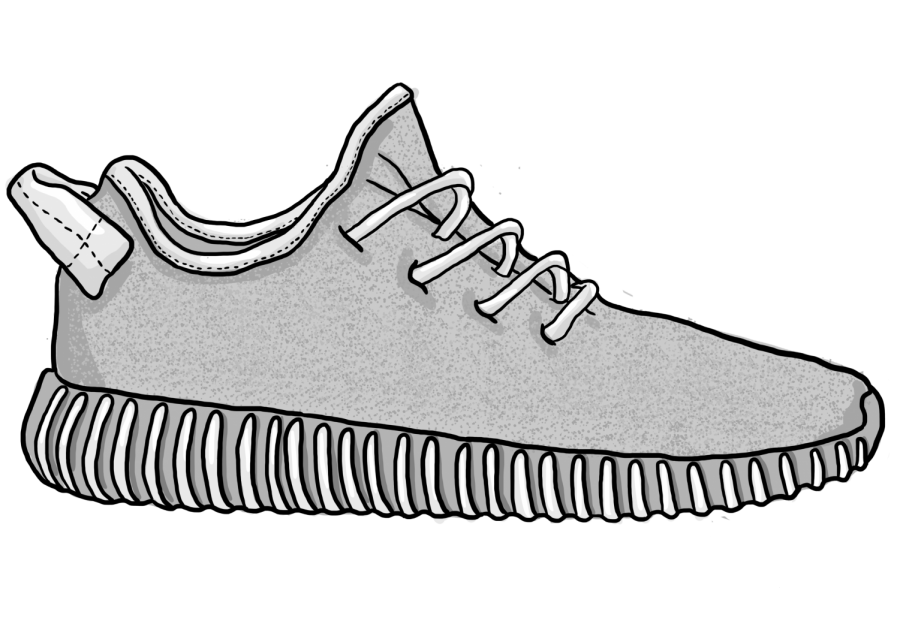Yeezy vector hypebeast. Fashion file takes over
