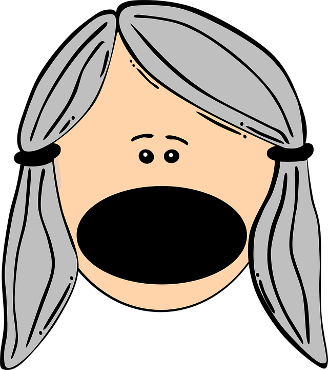 Yell clipart girl. Yelling png free transparent