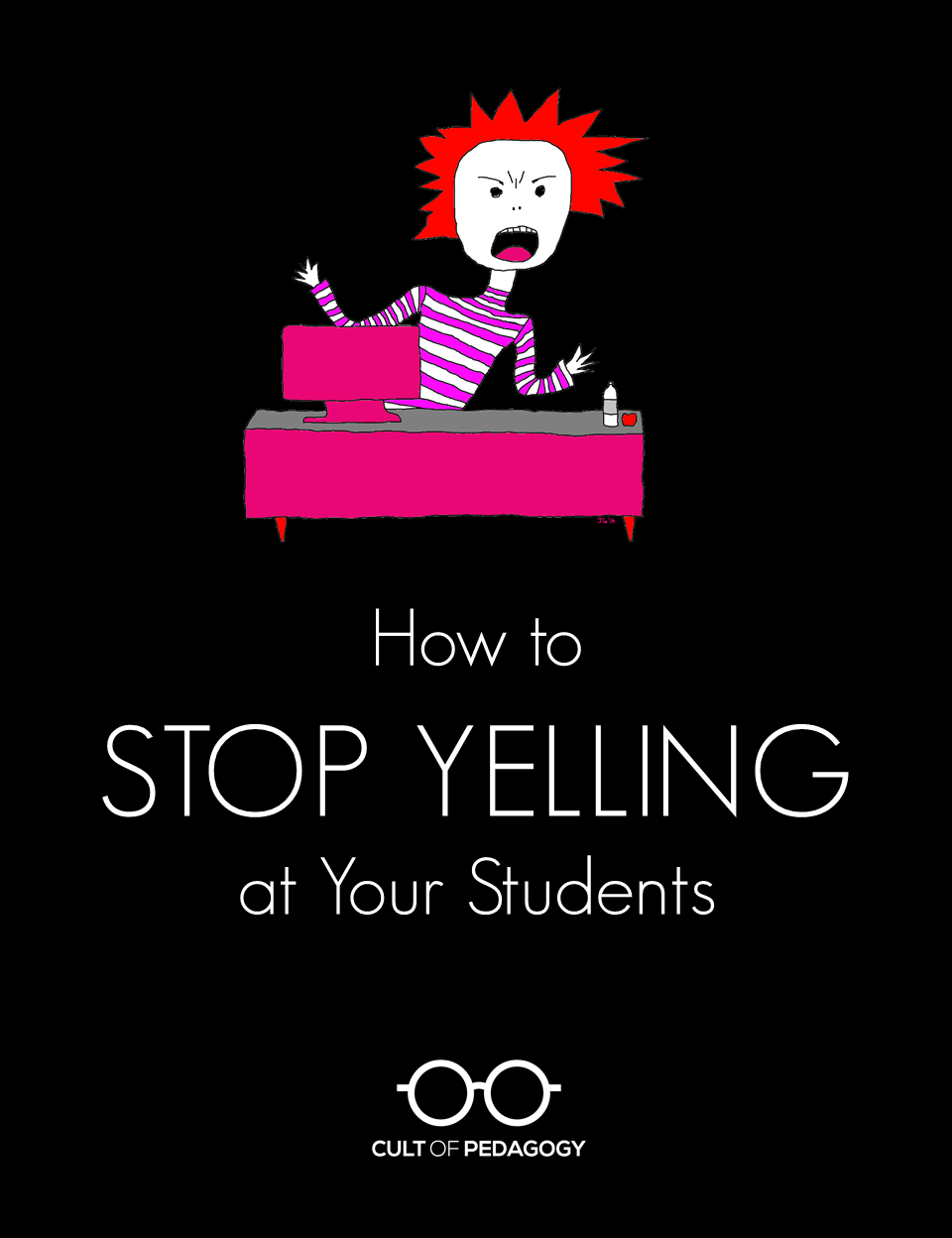 Yelling clipart disrespect. How to stop at