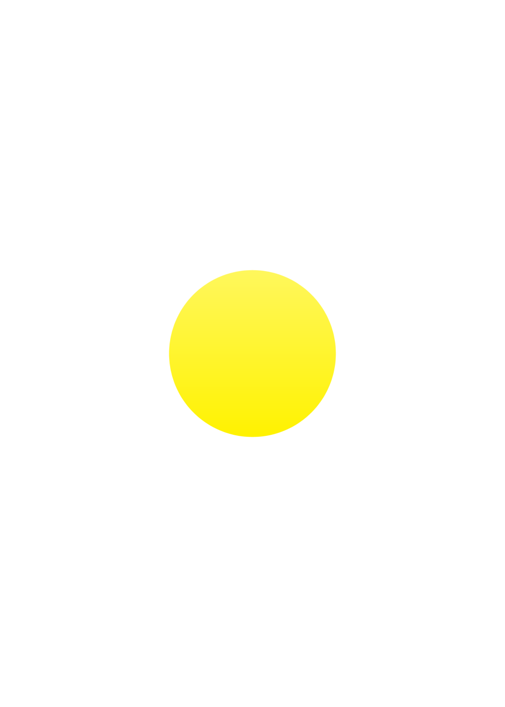 Yellow ball png. The vertical village