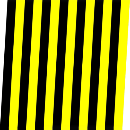 yellow and black stripes png
