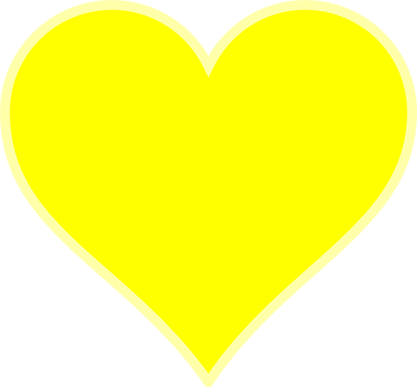 Yellow heart emoji png. Download transparent background hq