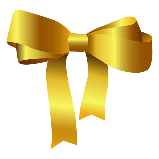 Yellow bow png. Tie transparent svg vector