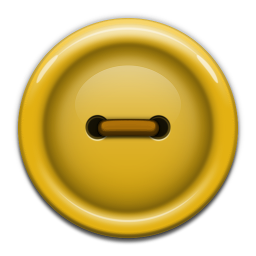 Yellow buttons png. Button icon free icons