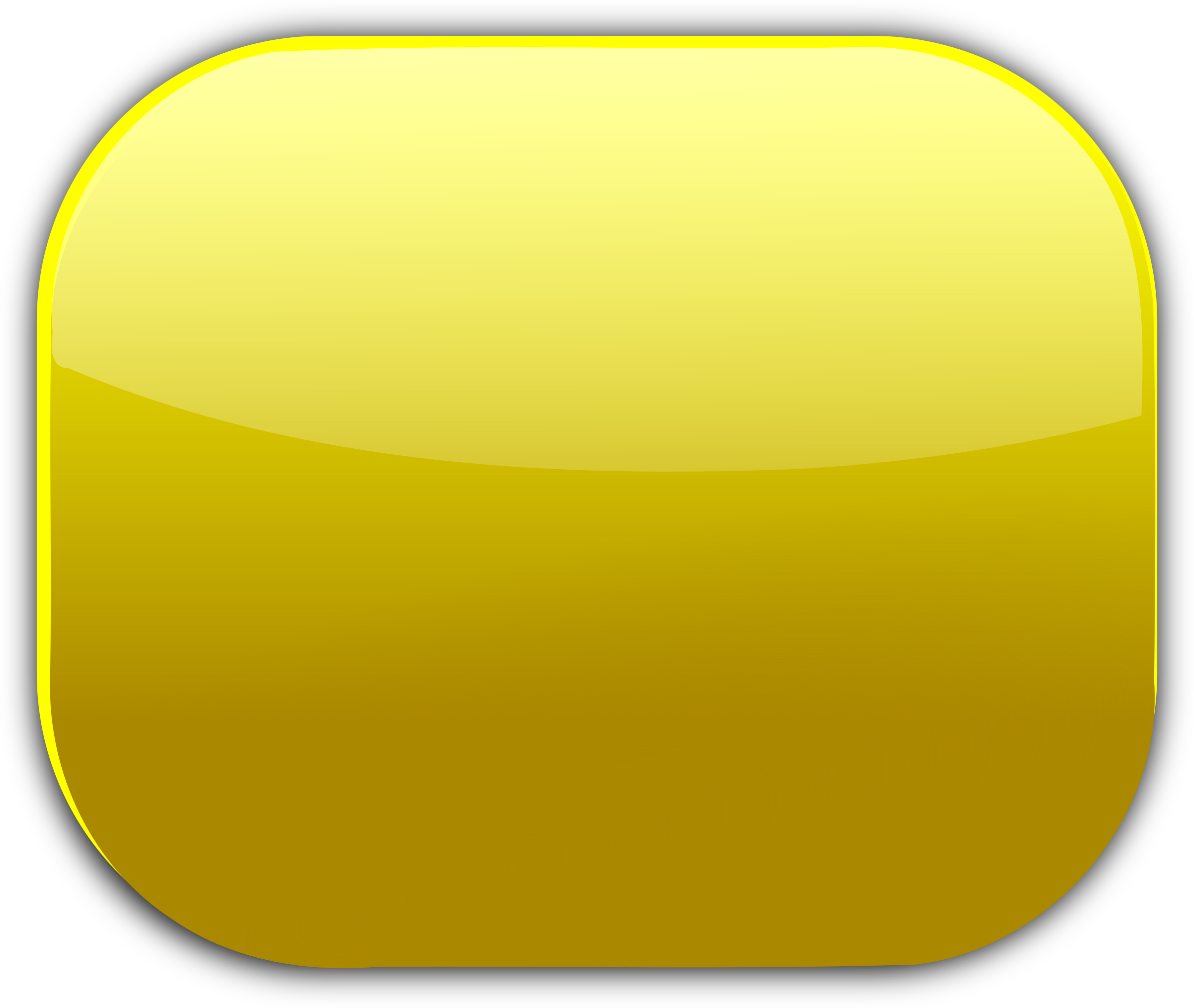 Yellow buttons png. In web icons icon