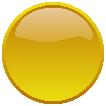 Yellow buttons png. Button round blanks html