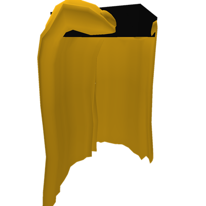 Yellow Cape Transparent & PNG Clipart Free Download - YA-webdesign