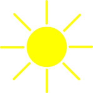 Yellow clipart. Free