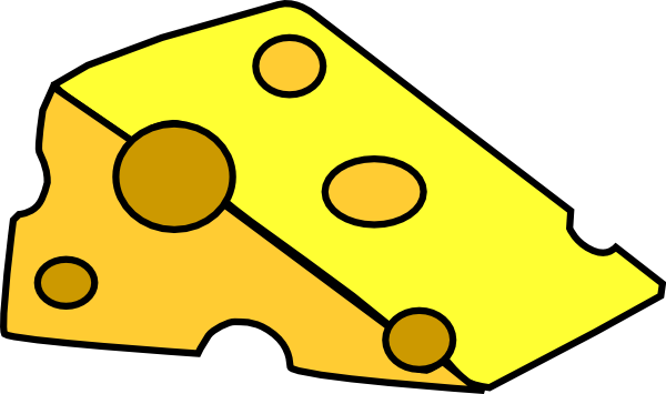 cheese clipart round cheese