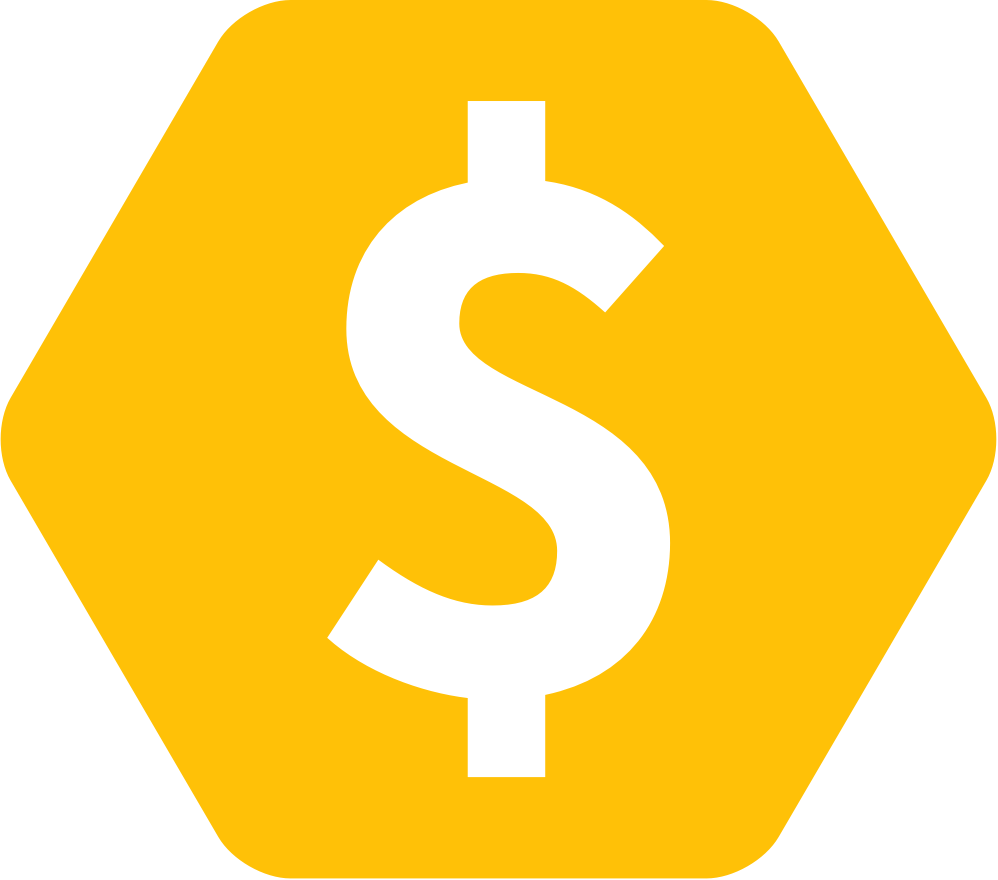 Yellow dollar sign png. Biz imagine not being