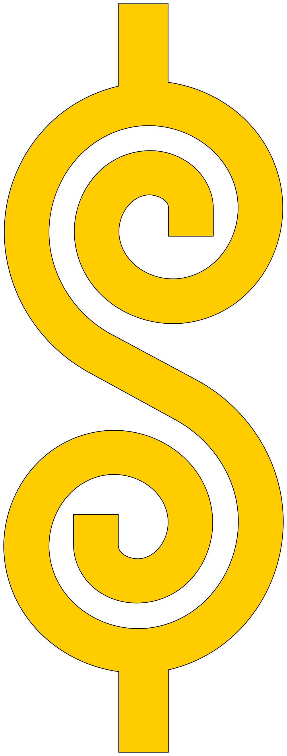 Yellow dollar sign png. File tpir svg wikimedia