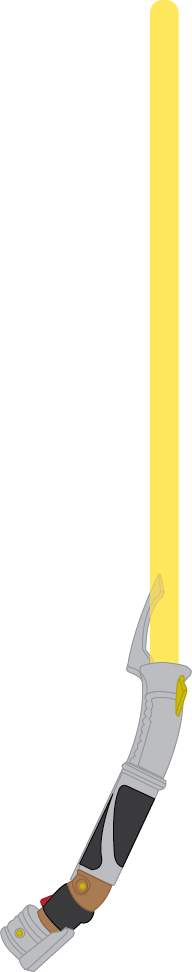 Yellow lightsaber png. Image savage s the