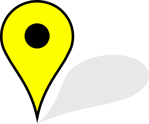 Yellow pin png. Lubianca clip art at