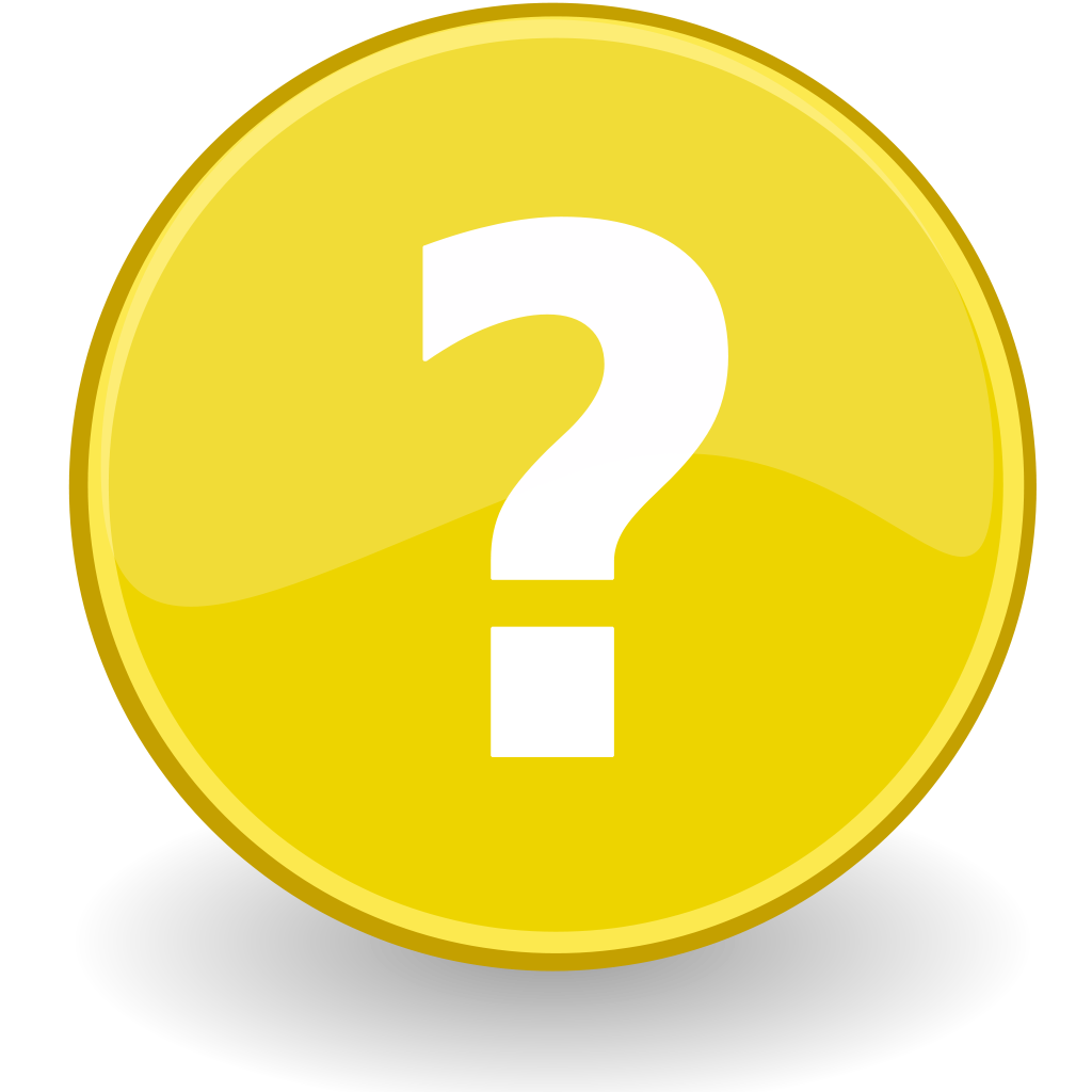 Yellow question mark png. File emblem svg wikipedia