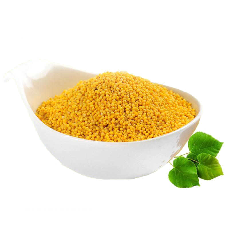 Yellow rice png. Cereal proso millet cereals