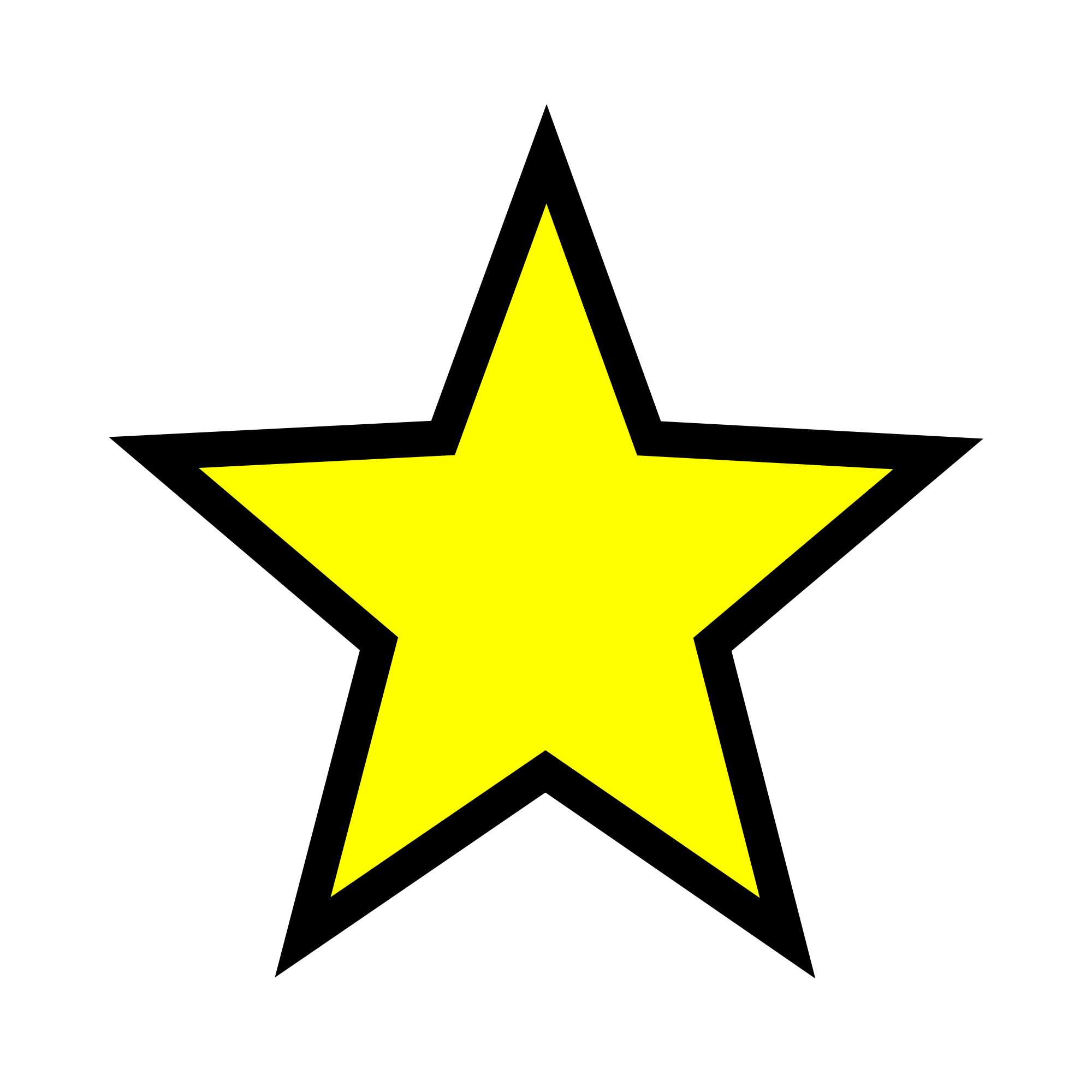 Yellow stars png. File full star svg