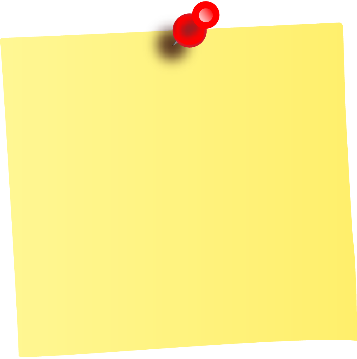 Yellow sticky image purepng. Colorful post it notes png free library