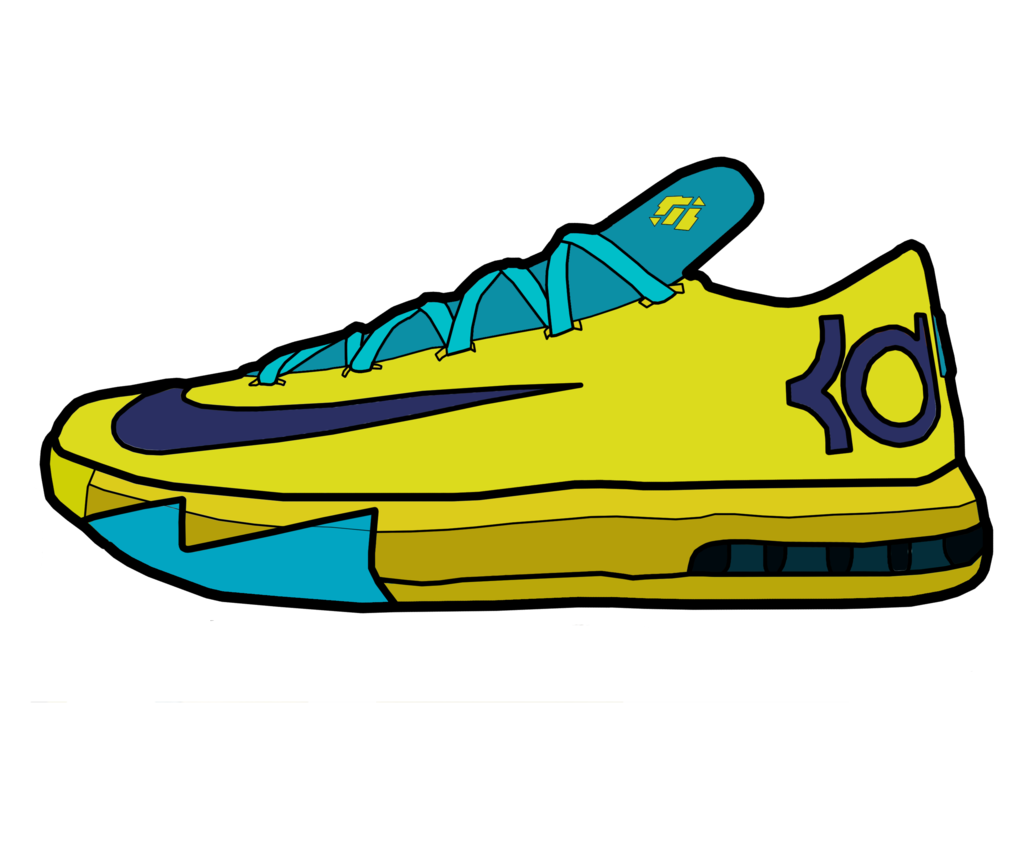 Yellow track shoe png. Soccer shoes clipart at