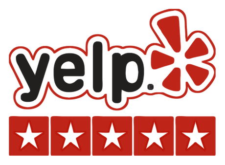 yelp 5 star png