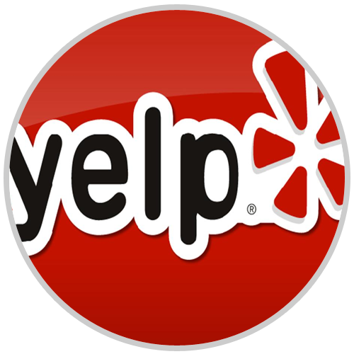 Yelp app logo png. How much does an