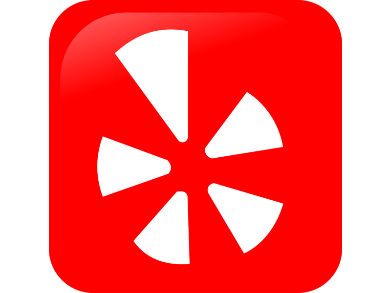 Yelp logo png transparent. Icon svg vector freebie