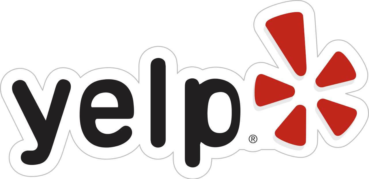 yelp logo png transparent background