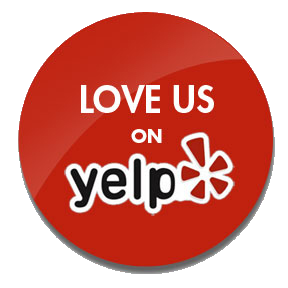 People love us round. Yelp transparent image library download