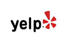 Yelp vector. Brand styleguide full color
