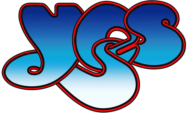 Yes band logo png. Official store