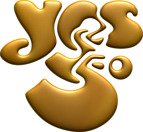 Yes band logo png. First tourdates up on