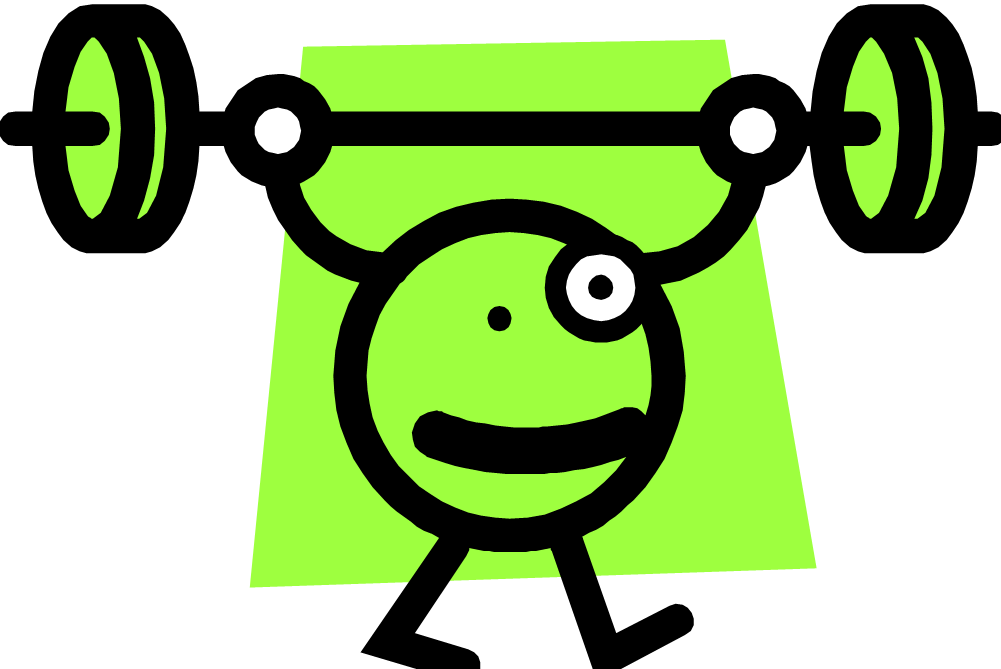 Yes clipart strength weakness. Clip art library
