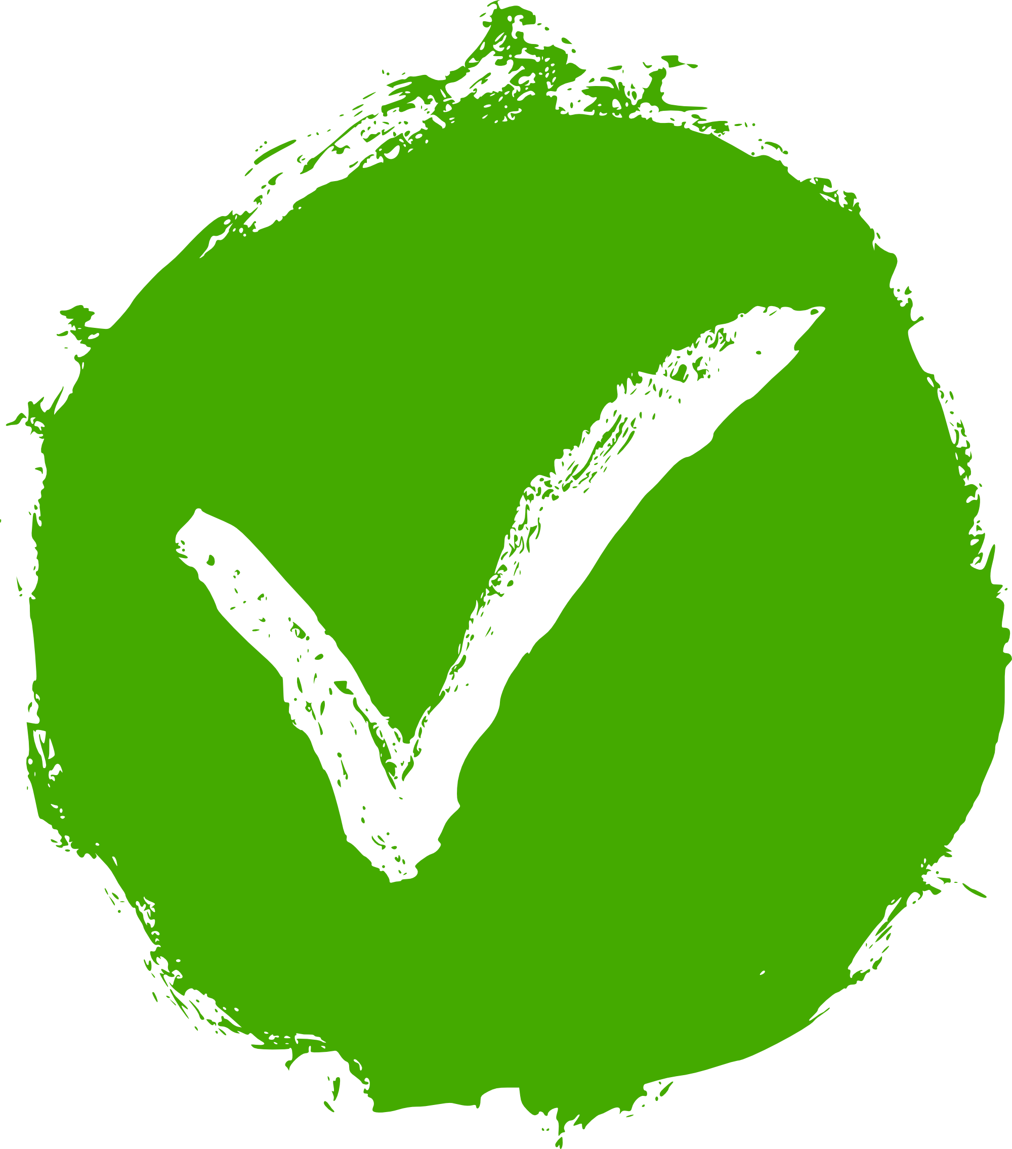 Yes no icon png. Grunge transparent onlygfx