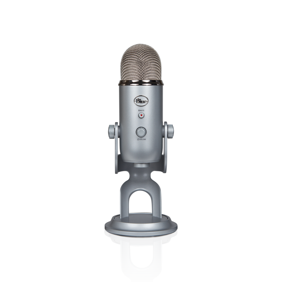 Yeti mic png. Blue microphones usb microphone