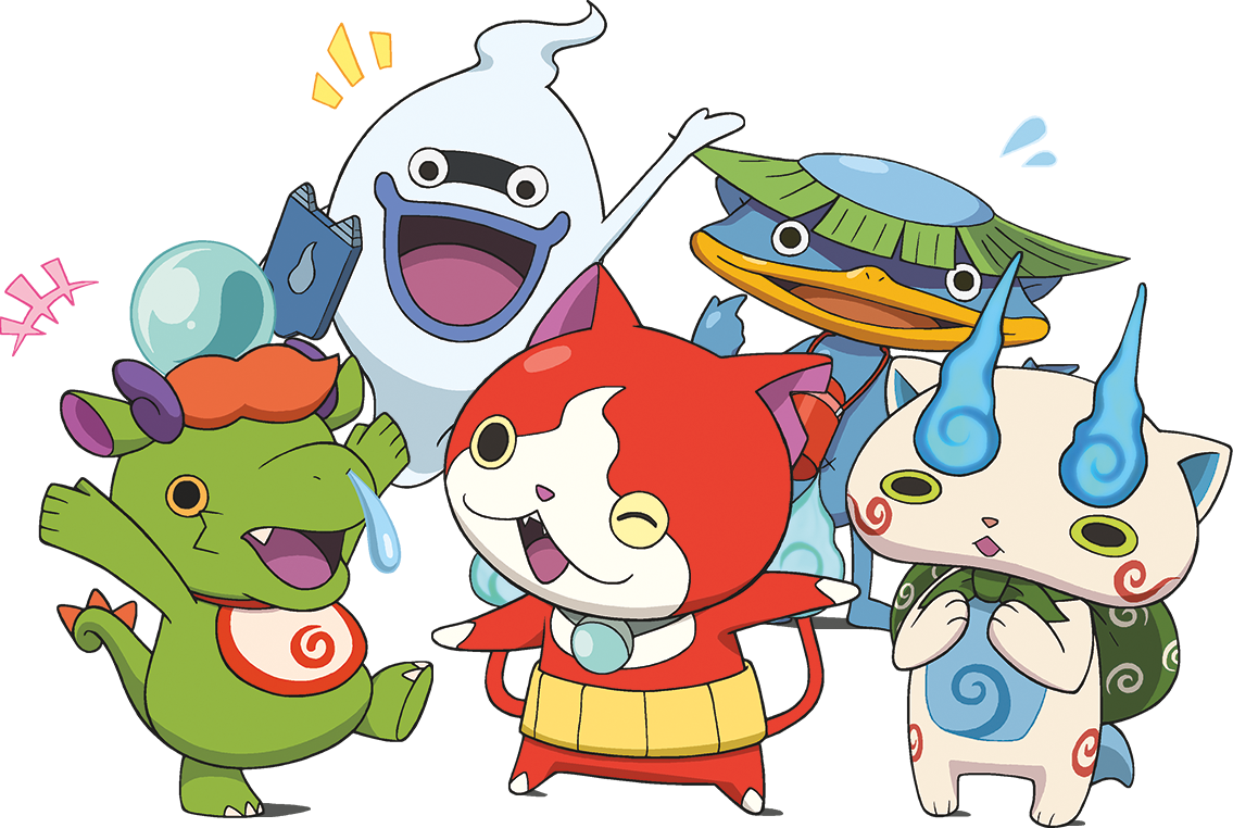 Yo kai watch png. Locations tips to locate