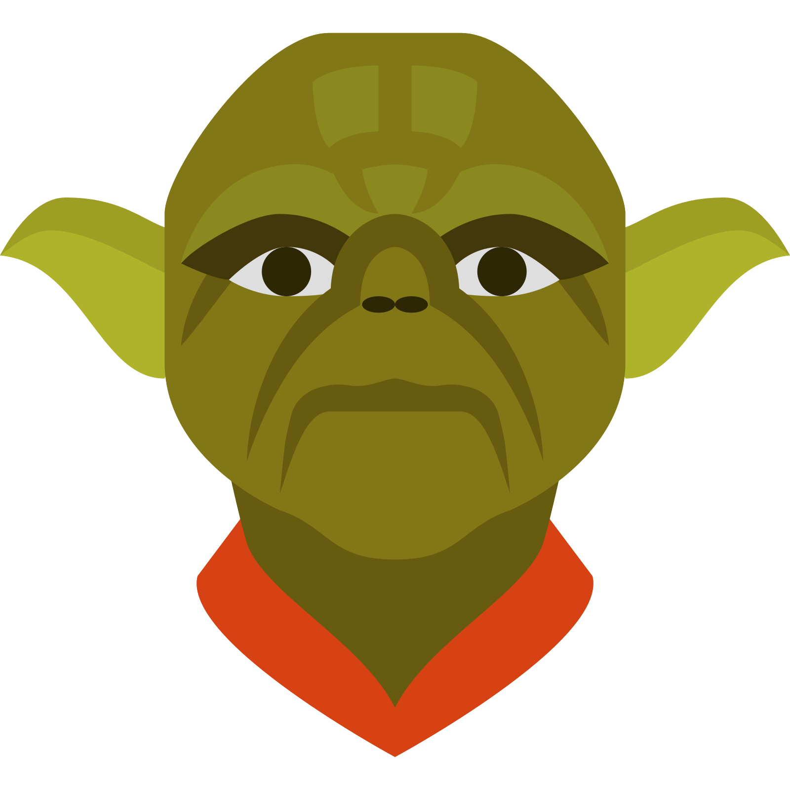 Yoda png. Icon free download and