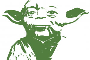 Yoda clipart. Cilpart absolutely design y