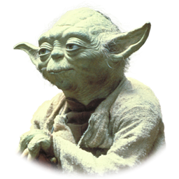 Yoda png. Head clipart