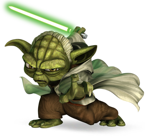 Star wars yoda png